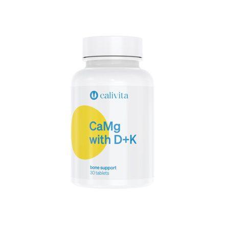 California Fitness Calcium-Magnézium, D+K vitaminnal