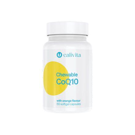 Chewable CoQ10 rágható kapszulák- A szív egészségéért