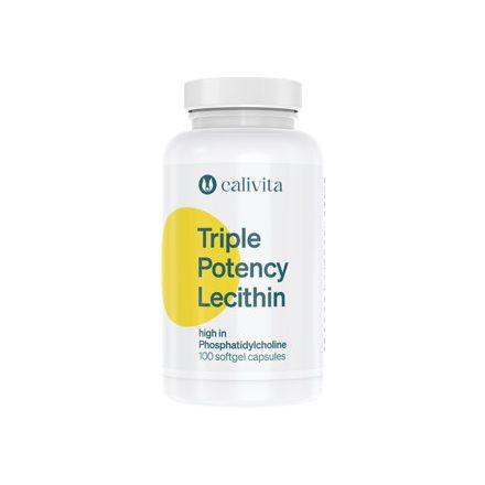 Triple-Potency Lecithin