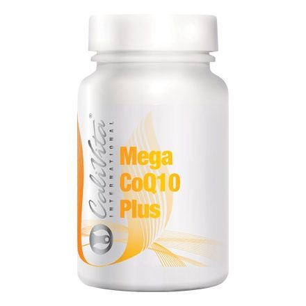Mega CoQ10 Plus-Megadózisú koenzim-Q10 antioxidánsokkal