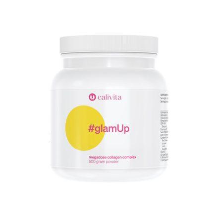 GlamUp Szépségital kollagén, antioxidánsok, hialuronsav rendkívül magas dózisú szépség elixír