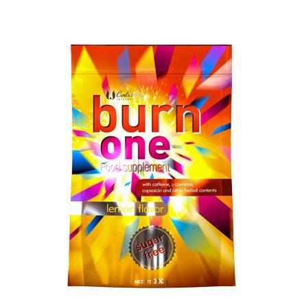 Burne One zsírégető és energetizáló italpor