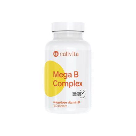 Mega B Complex megadózisú B-vitamin összeállítás