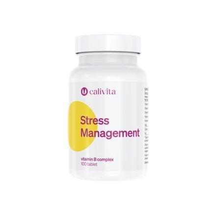 Stressz Management B komplex a stresszcsökkentő B-vitamin család