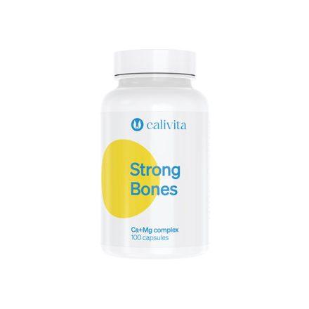 Strong Bones 100 a csontok védelmére kalcium és magnézium tartalmú készítmény