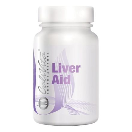 Liver Aid májvédő komplex
