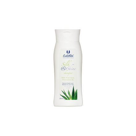 Silk & Shine Shampoo aloe verával ( 250 ml )