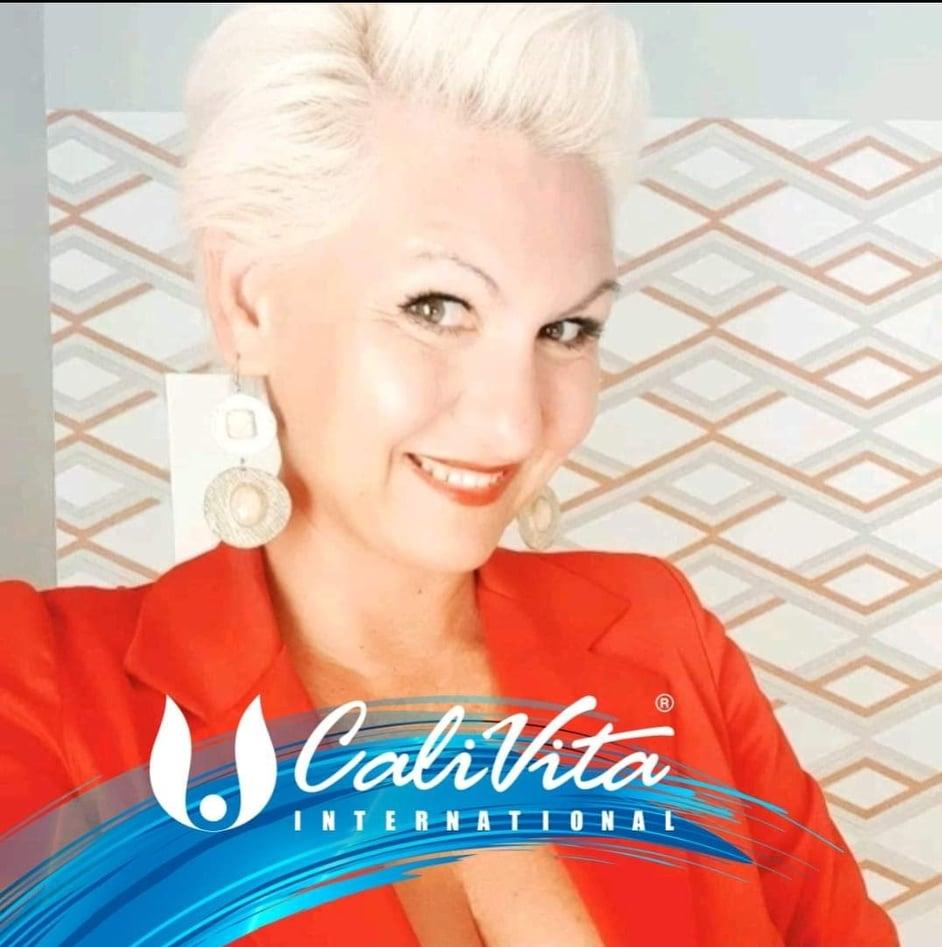 Köszönöm a Calivita elnökének Hargitai Győzőnek szívhez szóló szavait