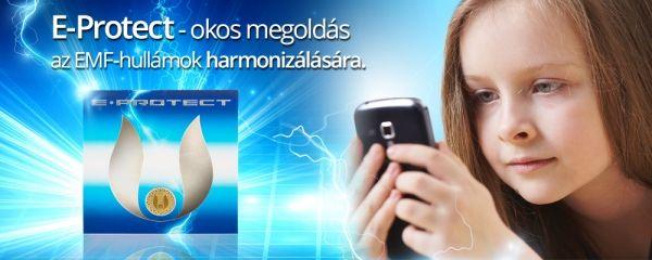 E-protect Calivita elektroszmog védelem